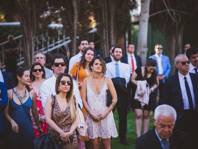 El matrimonio de Ricardo y Trinidad en El Monte, Talagante 52