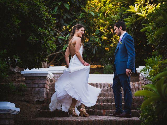 El matrimonio de Trinidad y Ricardo