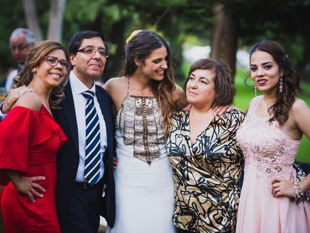 El matrimonio de Ricardo y Trinidad en El Monte, Talagante 74