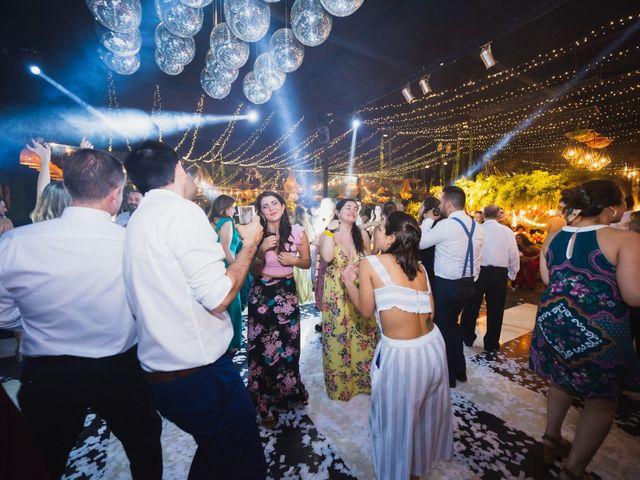 El matrimonio de Ricardo y Trinidad en El Monte, Talagante 93