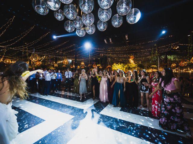 El matrimonio de Ricardo y Trinidad en El Monte, Talagante 107