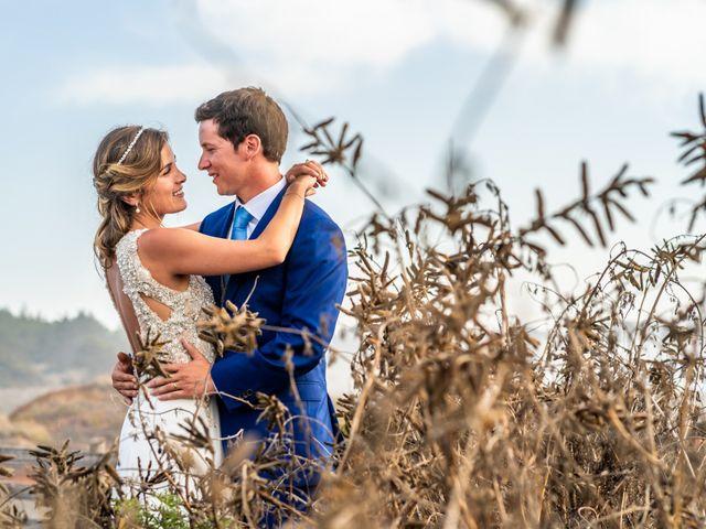 El matrimonio de Nicole y Jonny