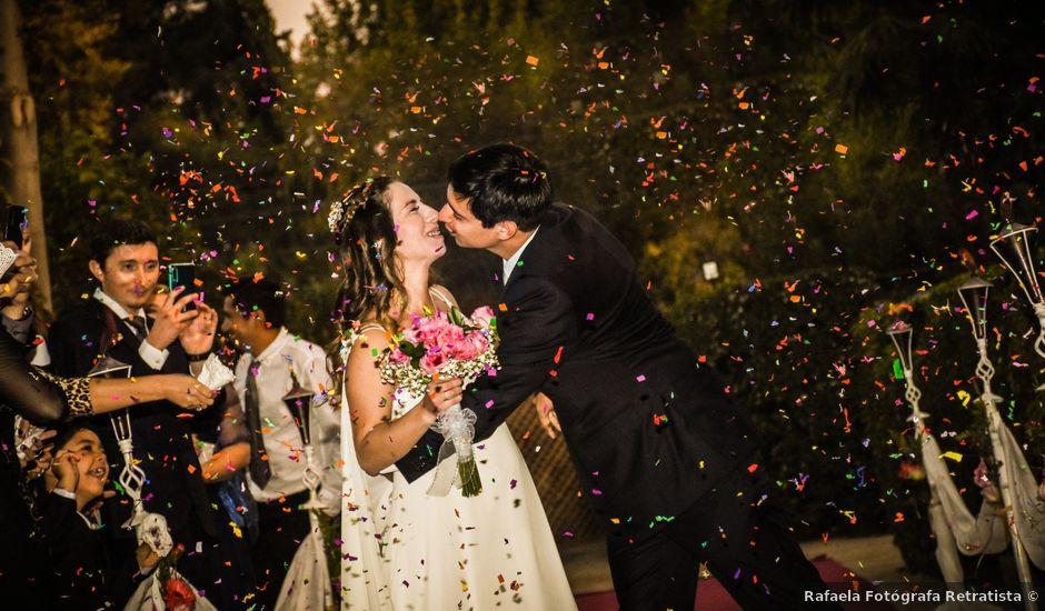 El matrimonio de Cristián y Yasmina en Graneros, Cachapoal