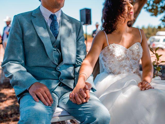 El matrimonio de Carol y Claudio en Quillón, Ñuble 10