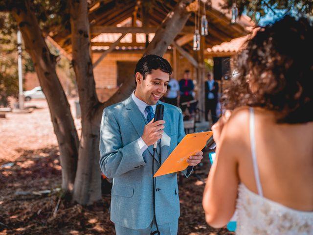 El matrimonio de Carol y Claudio en Quillón, Ñuble 14