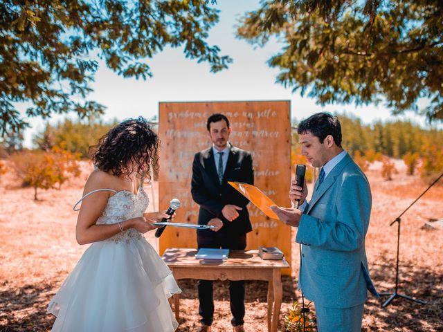 El matrimonio de Carol y Claudio en Quillón, Ñuble 16