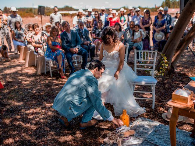 El matrimonio de Carol y Claudio en Quillón, Ñuble 18
