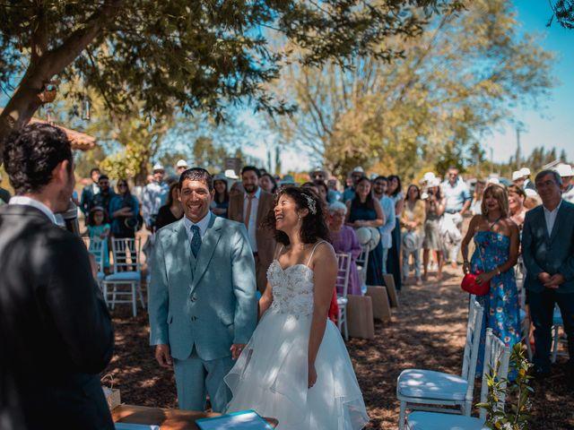 El matrimonio de Carol y Claudio en Quillón, Ñuble 21