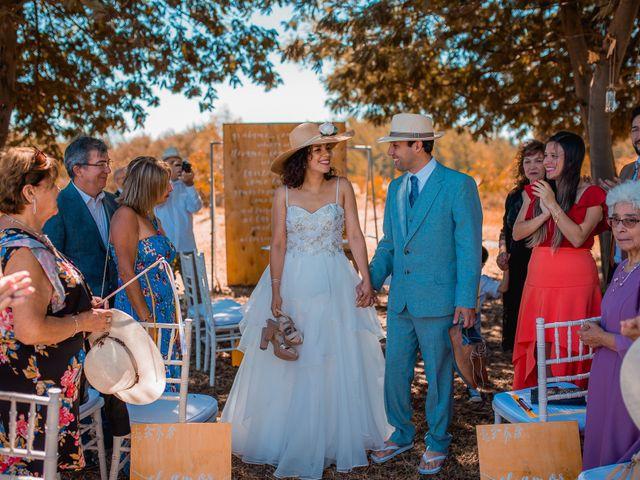 El matrimonio de Carol y Claudio en Quillón, Ñuble 24