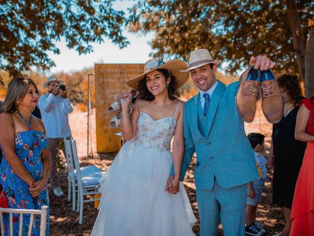 El matrimonio de Carol y Claudio en Quillón, Ñuble 25