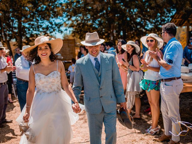 El matrimonio de Carol y Claudio en Quillón, Ñuble 28