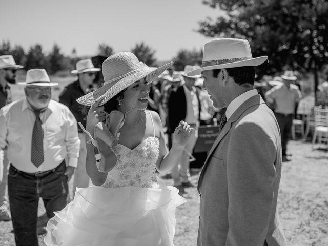El matrimonio de Carol y Claudio en Quillón, Ñuble 30
