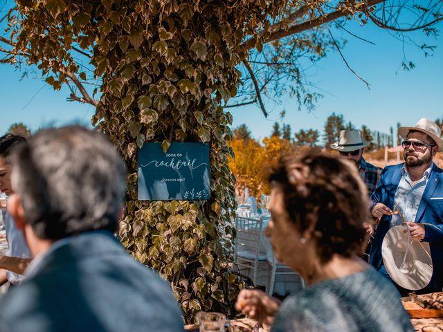 El matrimonio de Carol y Claudio en Quillón, Ñuble 33