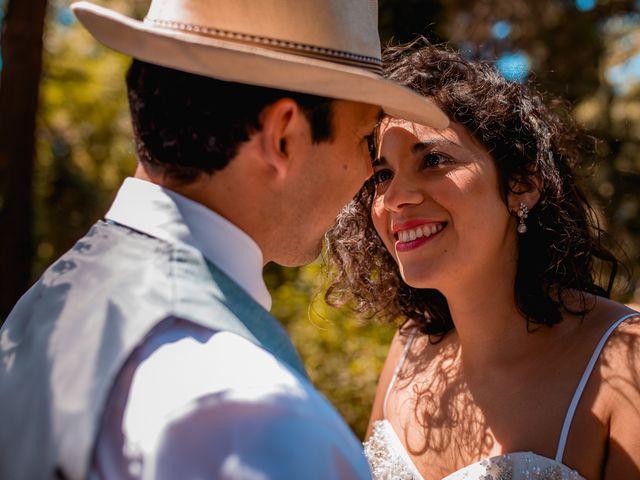 El matrimonio de Carol y Claudio en Quillón, Ñuble 34