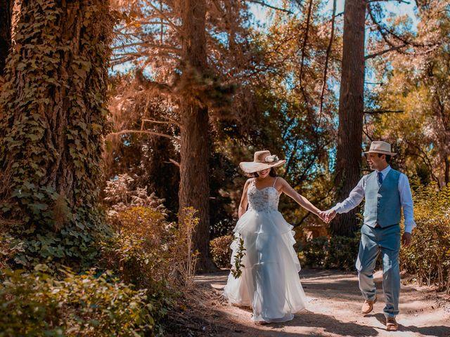 El matrimonio de Carol y Claudio en Quillón, Ñuble 1