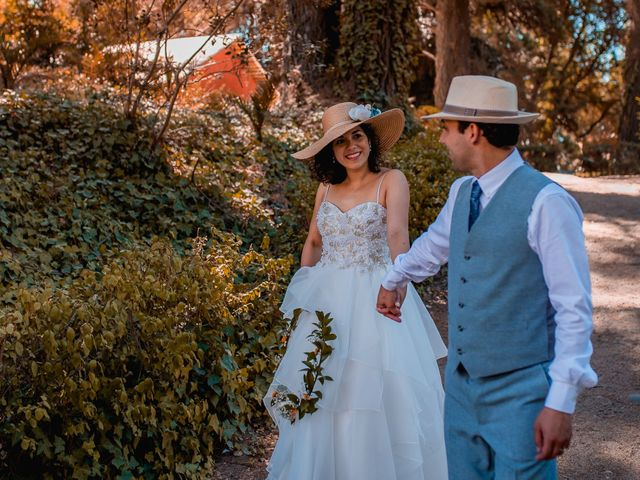 El matrimonio de Carol y Claudio en Quillón, Ñuble 39