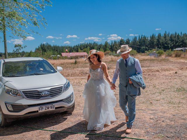 El matrimonio de Carol y Claudio en Quillón, Ñuble 40