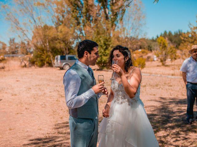 El matrimonio de Carol y Claudio en Quillón, Ñuble 43