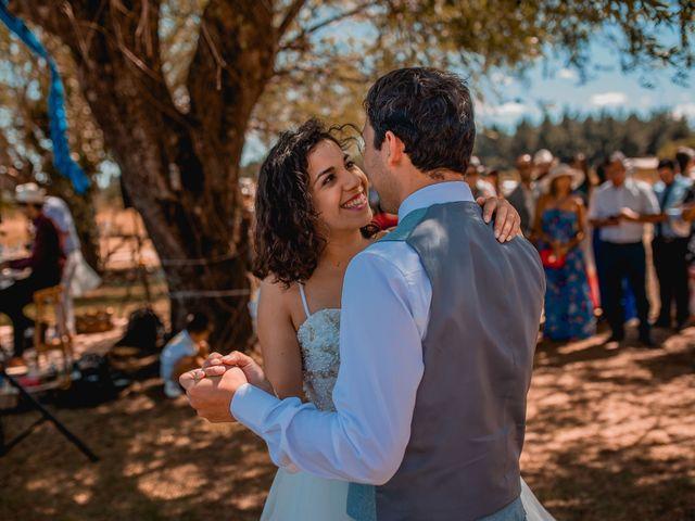 El matrimonio de Carol y Claudio en Quillón, Ñuble 44