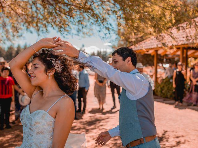 El matrimonio de Carol y Claudio en Quillón, Ñuble 46