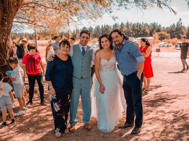 El matrimonio de Carol y Claudio en Quillón, Ñuble 50