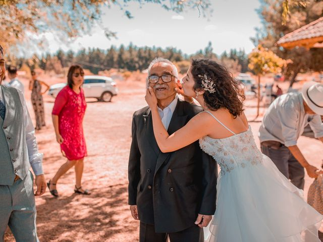 El matrimonio de Carol y Claudio en Quillón, Ñuble 51