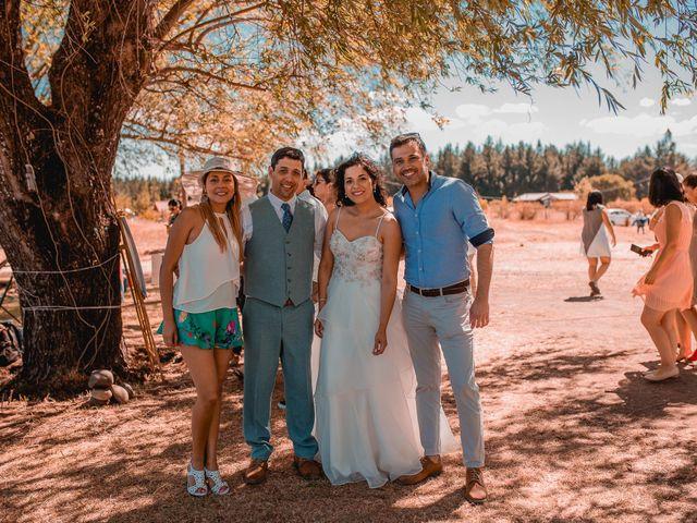 El matrimonio de Carol y Claudio en Quillón, Ñuble 53