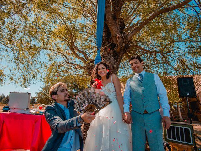 El matrimonio de Carol y Claudio en Quillón, Ñuble 63