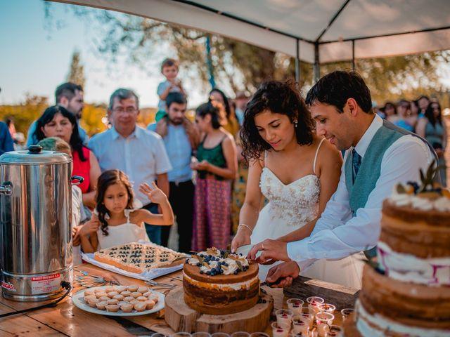 El matrimonio de Carol y Claudio en Quillón, Ñuble 75