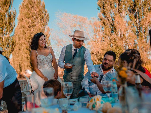El matrimonio de Carol y Claudio en Quillón, Ñuble 78