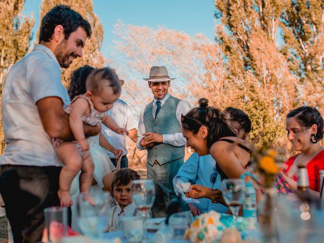 El matrimonio de Carol y Claudio en Quillón, Ñuble 79