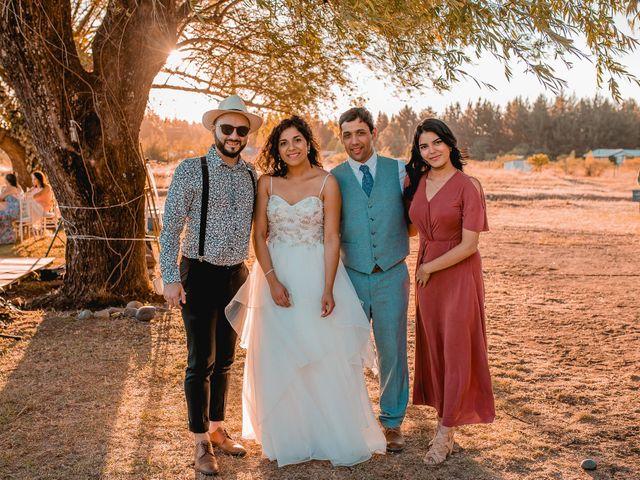 El matrimonio de Carol y Claudio en Quillón, Ñuble 82