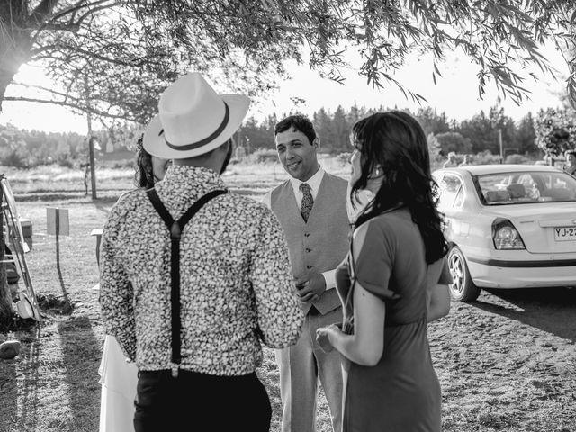El matrimonio de Carol y Claudio en Quillón, Ñuble 83