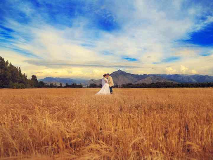 El matrimonio de Vinka y Nicolás