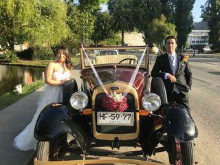 El matrimonio de Pamela  y Oscar