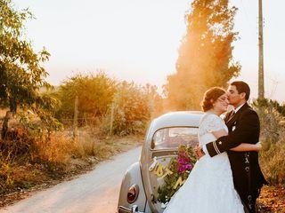 El matrimonio de Camila y Benjamín 1