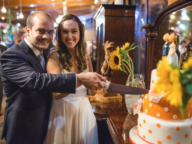 El matrimonio de Cony y Francisco