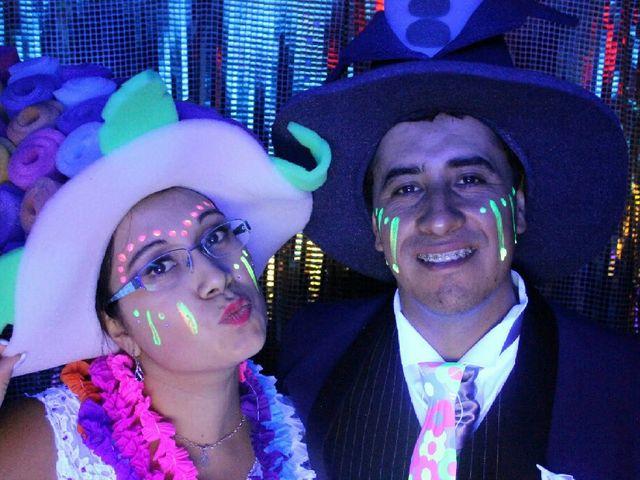 El matrimonio de Cynthia y Fernando