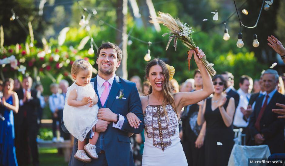 El matrimonio de Ricardo y Trinidad en El Monte, Talagante