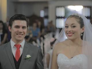 El matrimonio de Mayra y Miguel