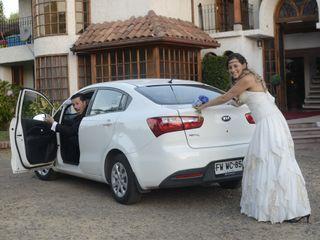 El matrimonio de Nataly y Alexis 3