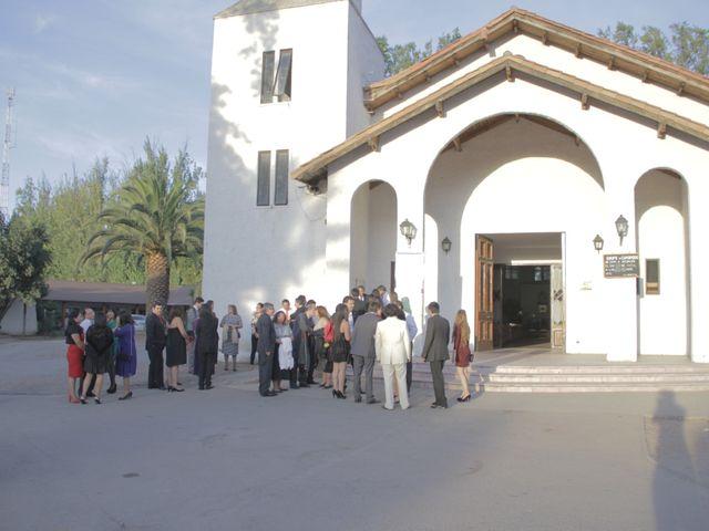 El matrimonio de Miguel y Mayra en Peñaflor, Talagante 4