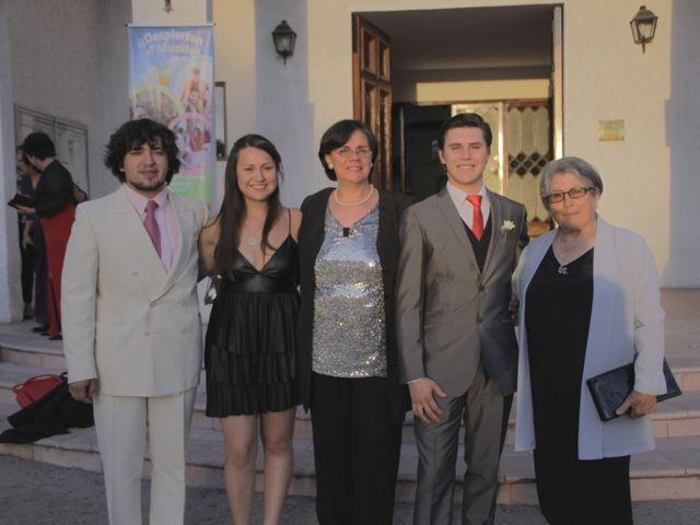 El matrimonio de Miguel y Mayra en Peñaflor, Talagante 5