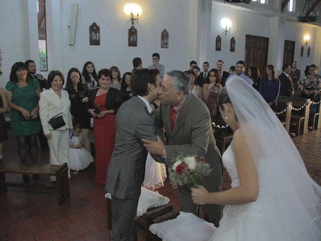 El matrimonio de Miguel y Mayra en Peñaflor, Talagante 8