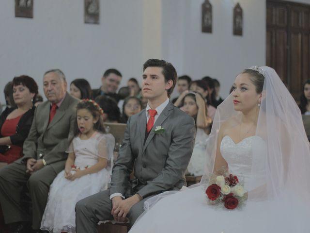 El matrimonio de Miguel y Mayra en Peñaflor, Talagante 9