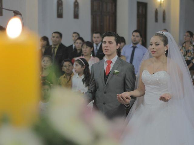 El matrimonio de Miguel y Mayra en Peñaflor, Talagante 10