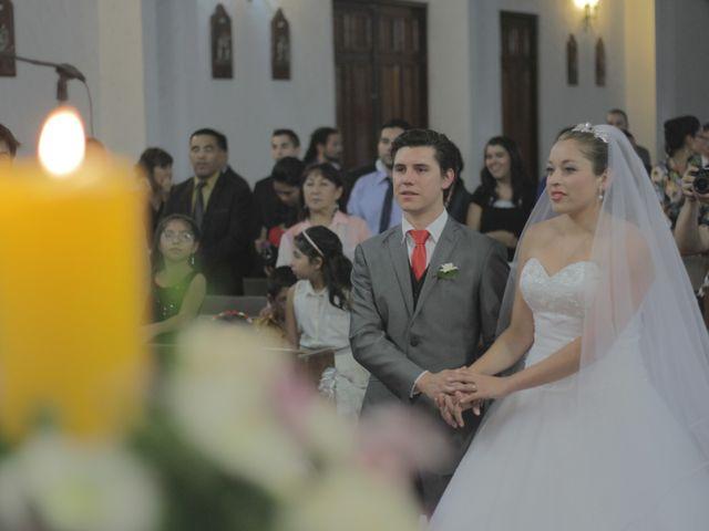 El matrimonio de Miguel y Mayra en Peñaflor, Talagante 11