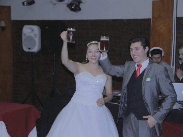 El matrimonio de Miguel y Mayra en Peñaflor, Talagante 17