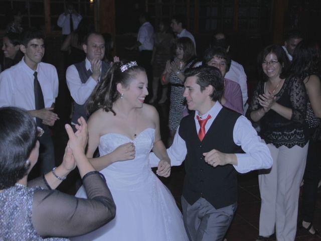 El matrimonio de Miguel y Mayra en Peñaflor, Talagante 18