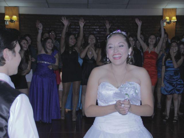 El matrimonio de Miguel y Mayra en Peñaflor, Talagante 28